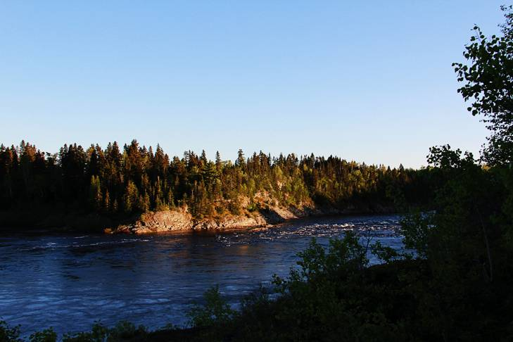 The Exploits River – Hanging out on the Sanger Park trail 1