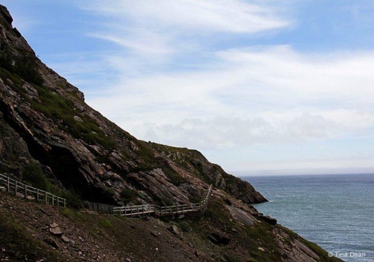 Newfoundland – Signal Hill's North Head Trail