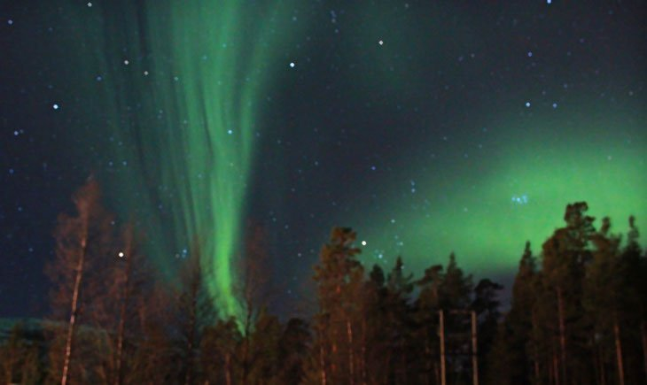 02 patricia 036 The Northern Lights Came Out To Play