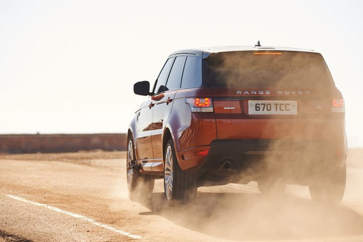 The New Range Rover Sport Sets A Pikes Peak Record