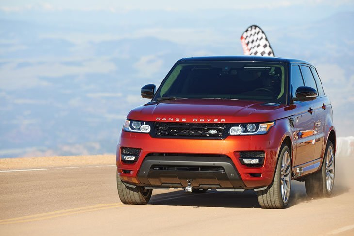 06_20130606-_DNP2376 The New Range Rover Sport Sets A Pikes Peak Record