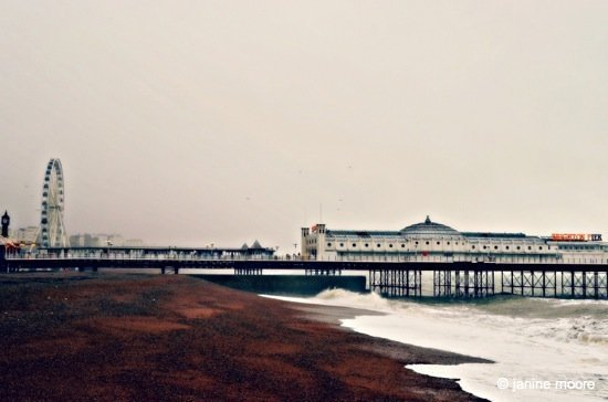 Brighton – A winter day trip 1