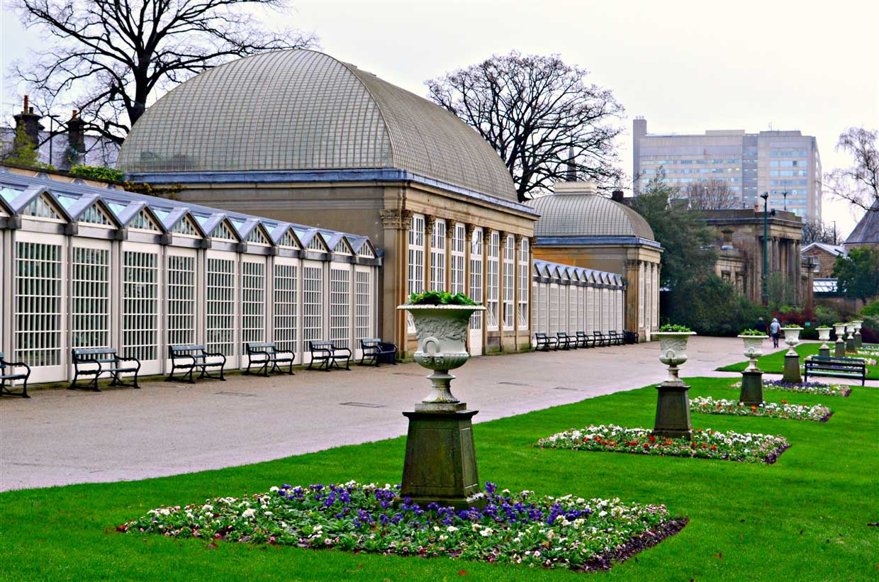 1. Sheffield Botanical Gardens- sheffield