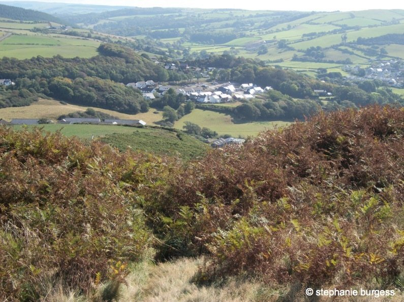 103 Wales – Pen Dinas Iron Age Hillfort, Aberystwyth