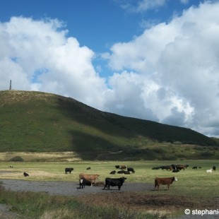 Wales – Pen Dinas Iron Age Hillfort, Aberystwyth
