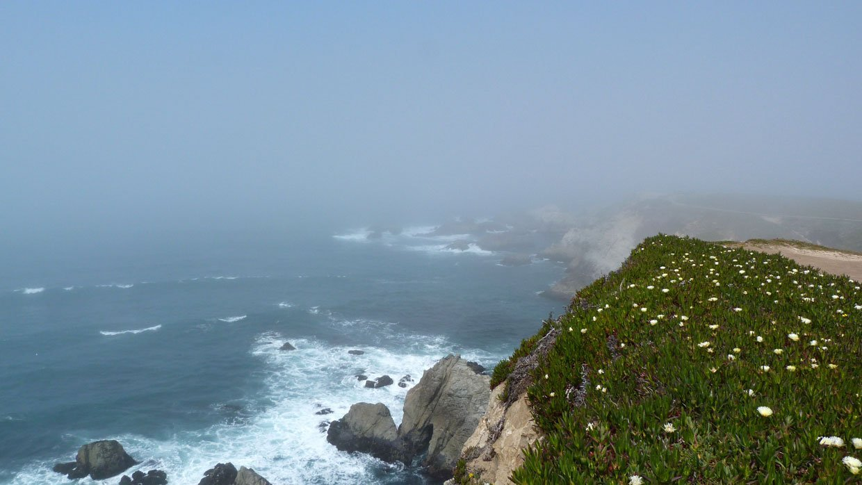 14.-And-the-mist-rolled-in-2 California – A Trip Out To Bodega Bay