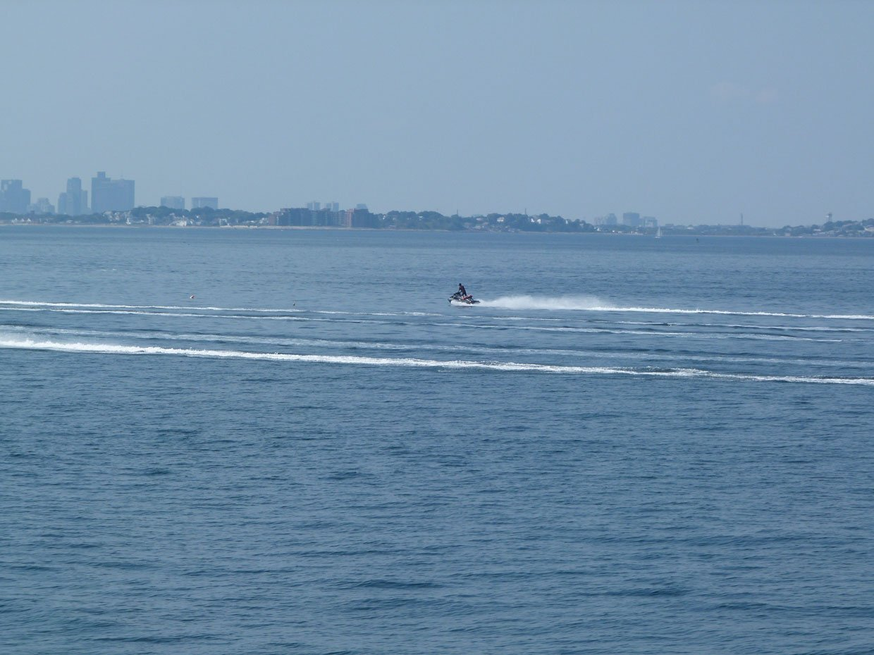 14.-Jet-skiers-join-the-yachts1 A whistle stop tour of Boston and Salem