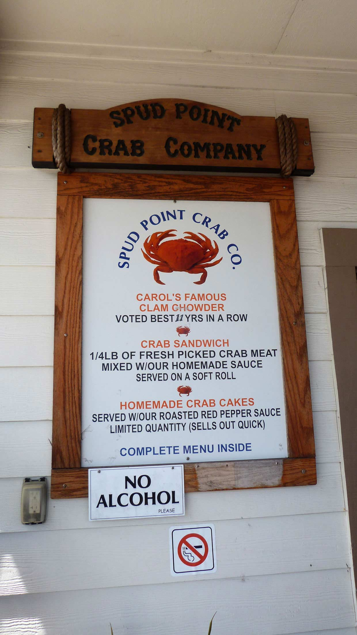 15.-Lunchstop California – A Trip Out To Bodega Bay