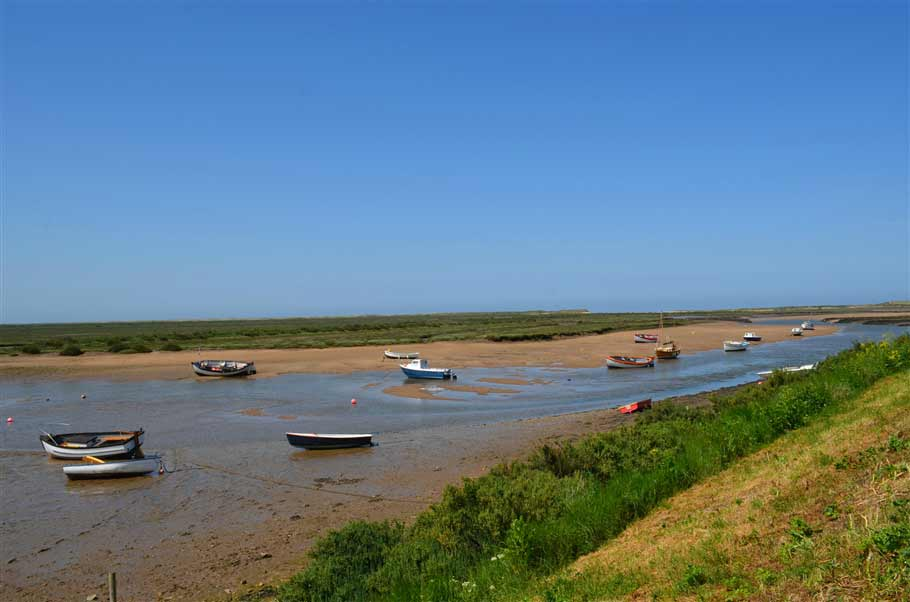 15. little boats in the creek- norfolk