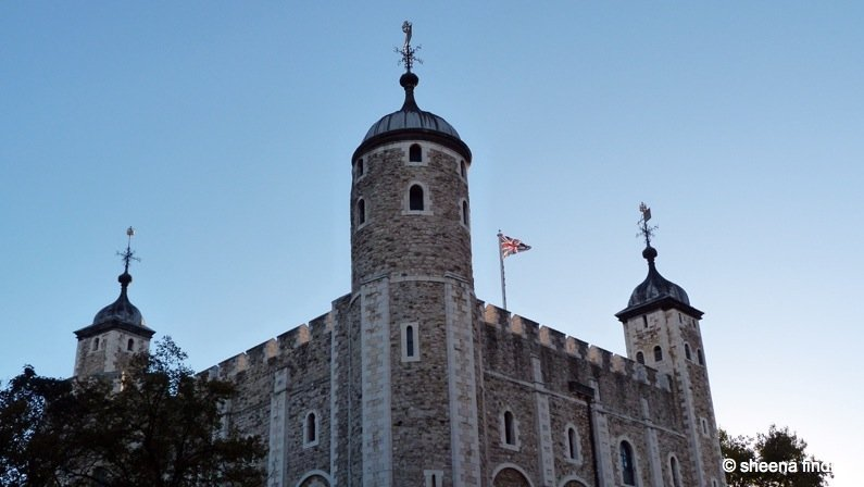 17.-White-Tower-from-the-North-East-corner-with-the-round-tower The Tower of London and the 100 year anniversary of the First World War