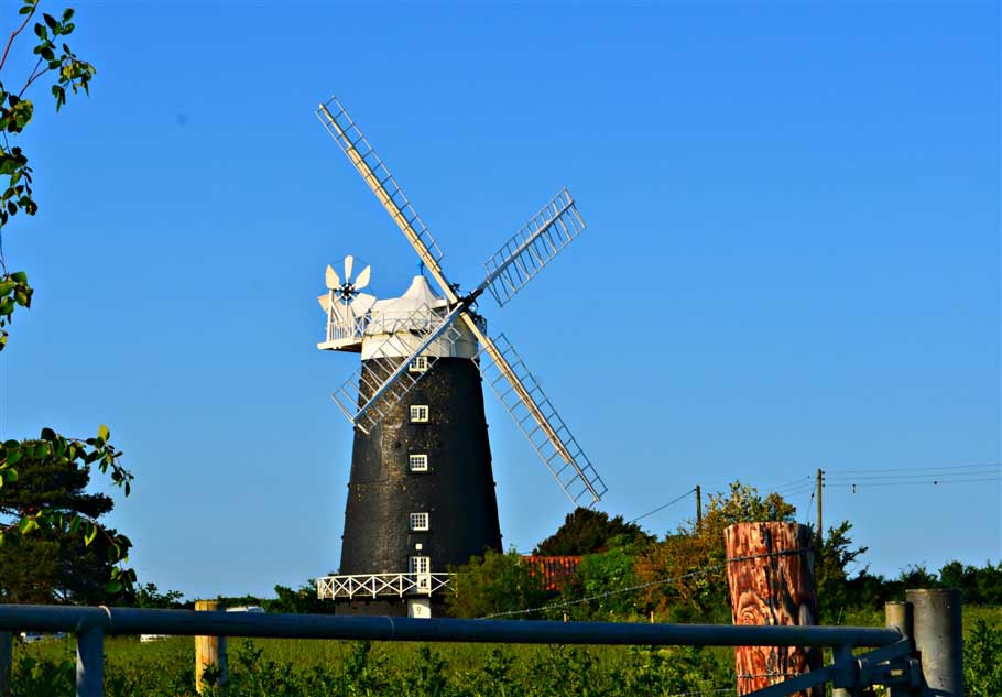 18. Norfolk Windmill- norfolk