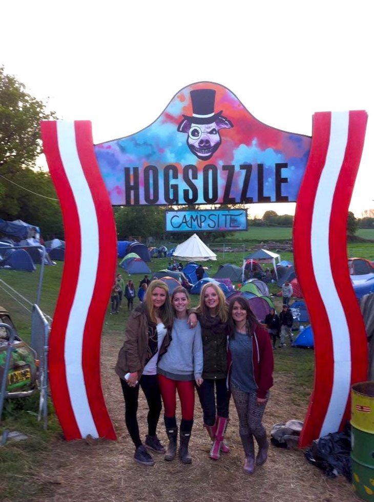 18 Hogsozzle: The perfect Glasto warm-up – Sun, music and hog