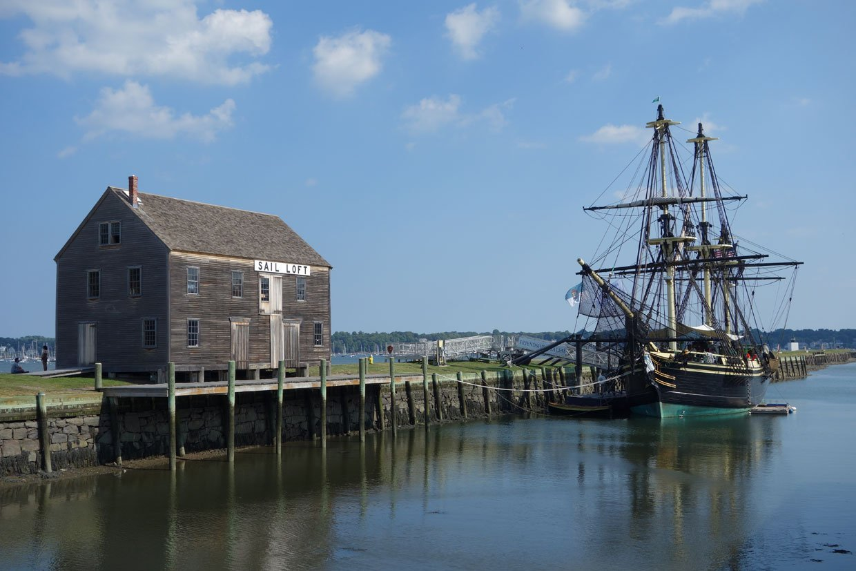 19.-Sail-Loft-and-Friendship.-Boston-Sept-20141 A whistle stop tour of Boston and Salem