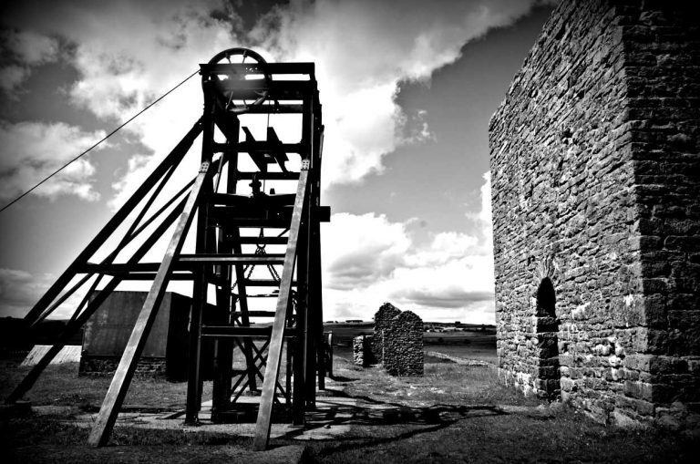 The Tales of Derbyshire's Magpie Mine