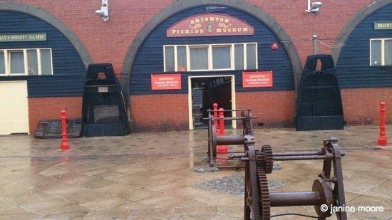 2. Brighton Fishing Museum- brighton