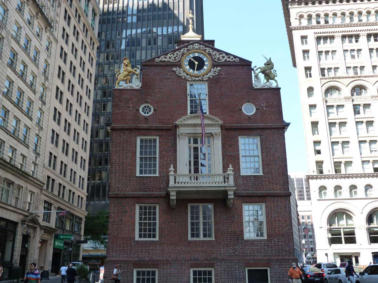 2.-The-Old-State-House1 A whistle stop tour of Boston and Salem