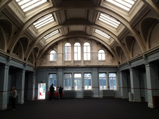 Titanic's Drawing room.. Plans made :) #Belfast #Followthetorch