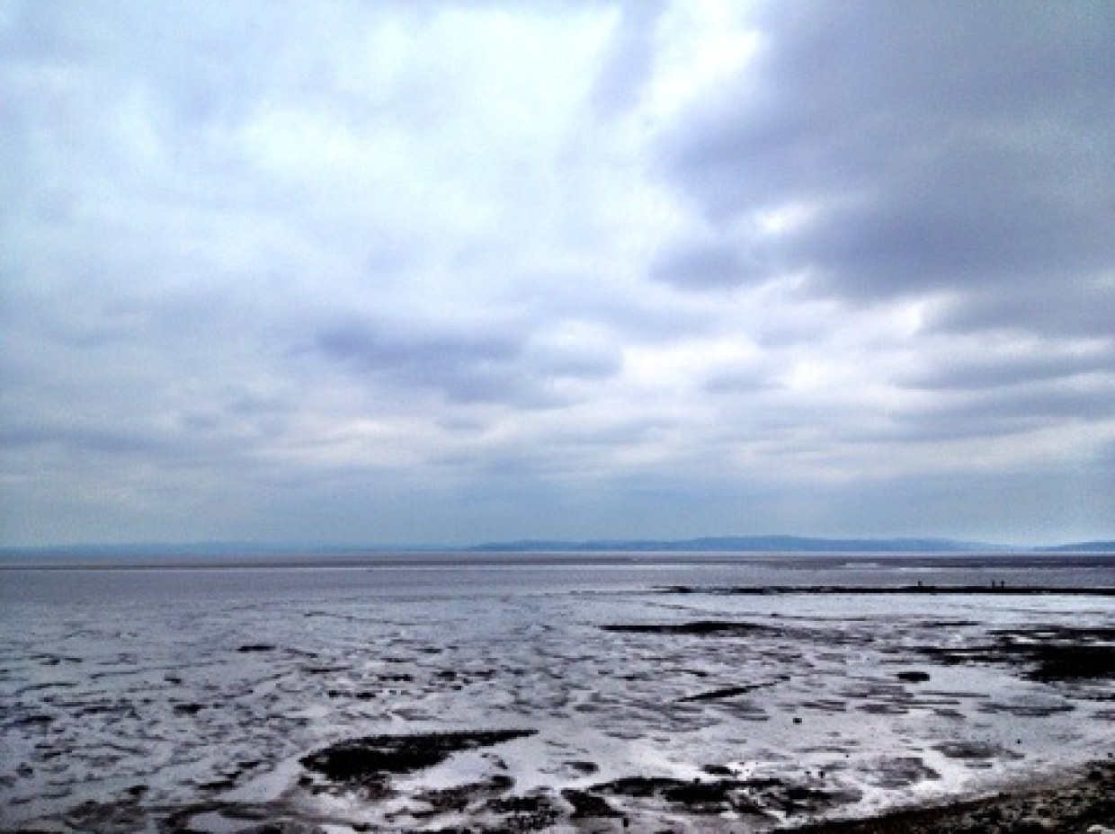 Currently in Morecambe of all places :)