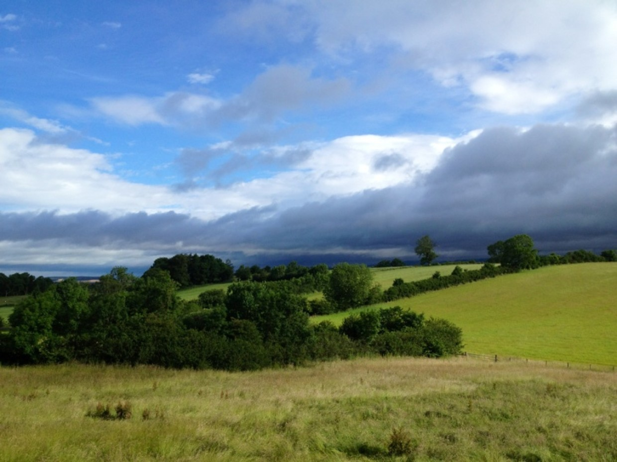 Brighter times ahead.. *waves* from Cumbria :)
