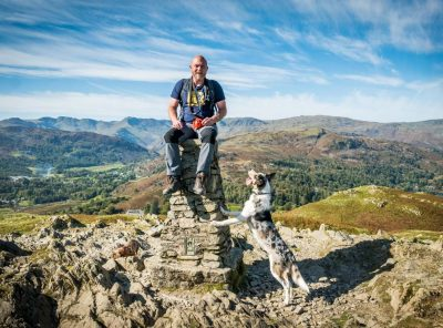Loughrigg Fell – Via The Terrace And Rydal Caves