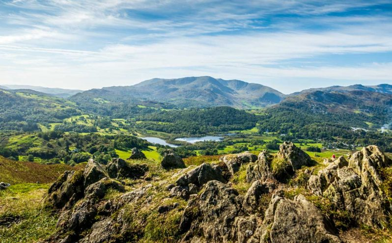 coniston and elterwater