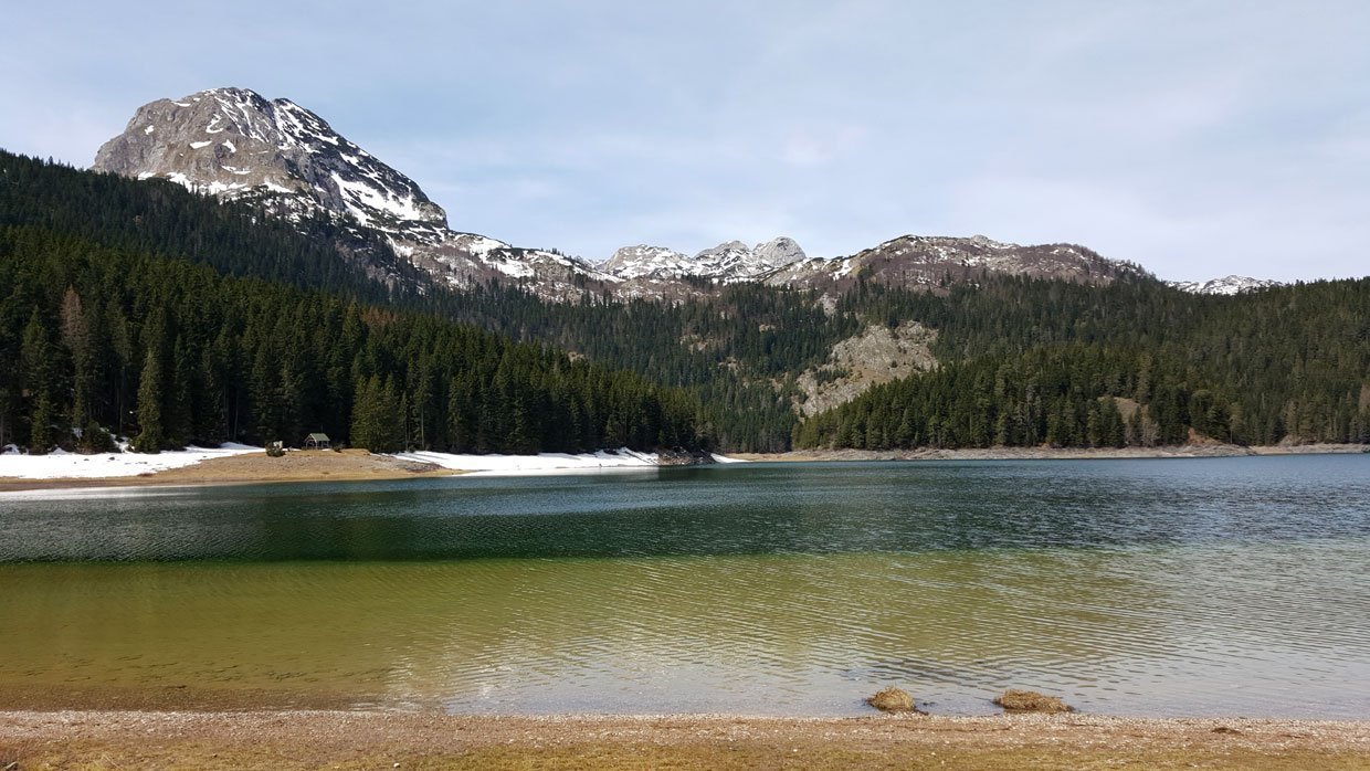 Black Lake of Durmitor National Park