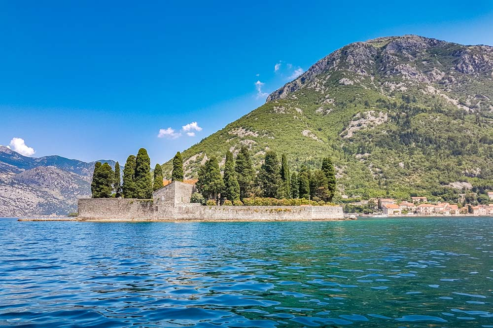 Montenegro, Kotor - The Most Southern Fjord In Europe