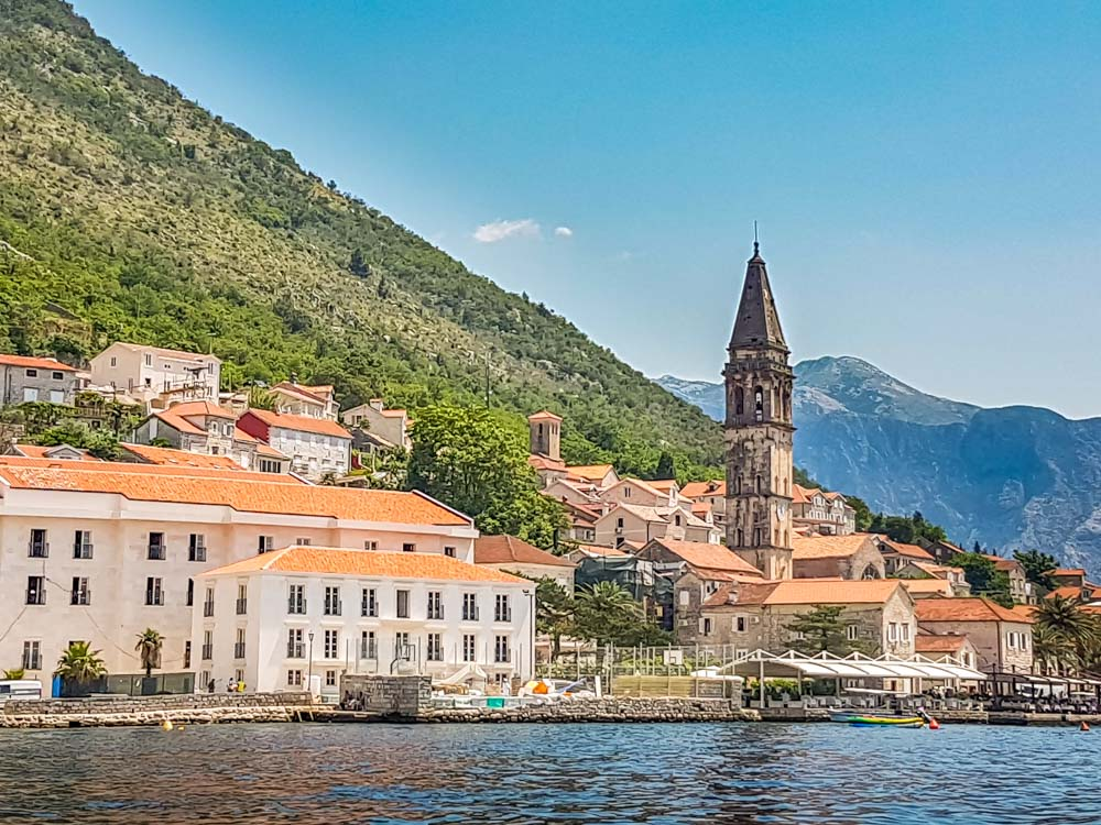 Perast St. Nicholas Church
