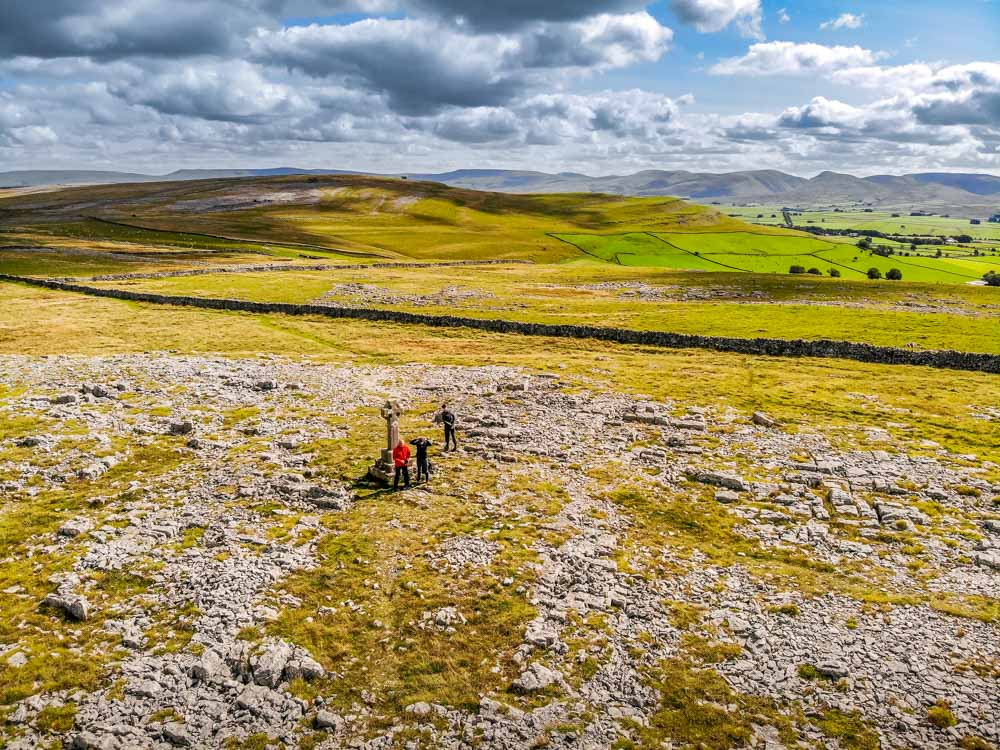 DJI_0191 Great Asby Scar, Cumbria - A Walk From Above