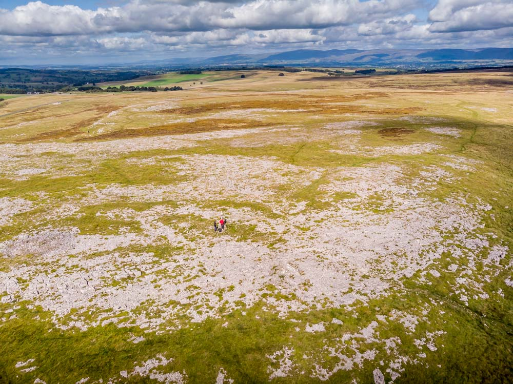DJI_0199 Great Asby Scar, Cumbria - A Walk From Above