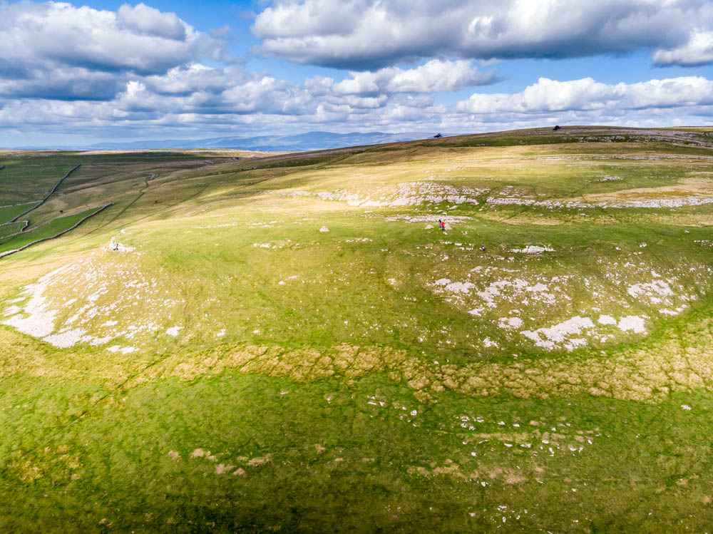 DJI_0203 Great Asby Scar, Cumbria - A Walk From Above