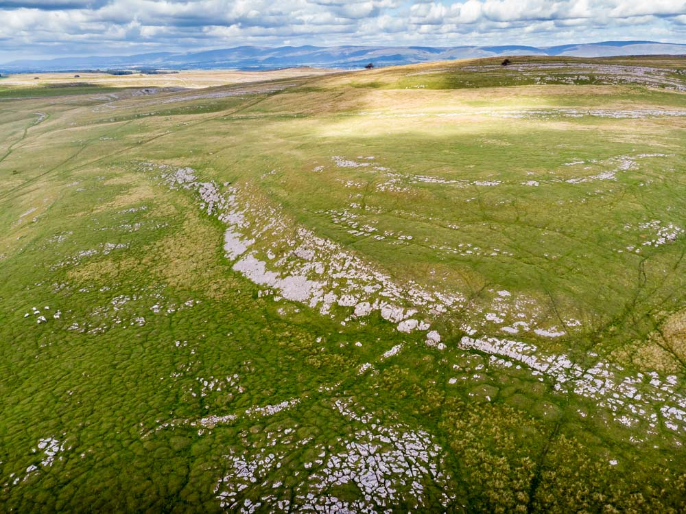 DJI_0220 Great Asby Scar, Cumbria - A Walk From Above