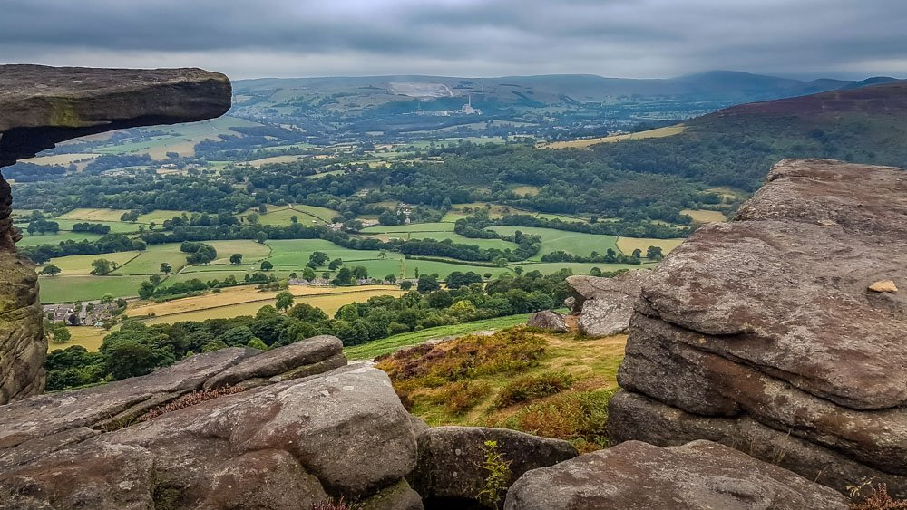 Bamford Edge Walk – Peak District, Derbyshire