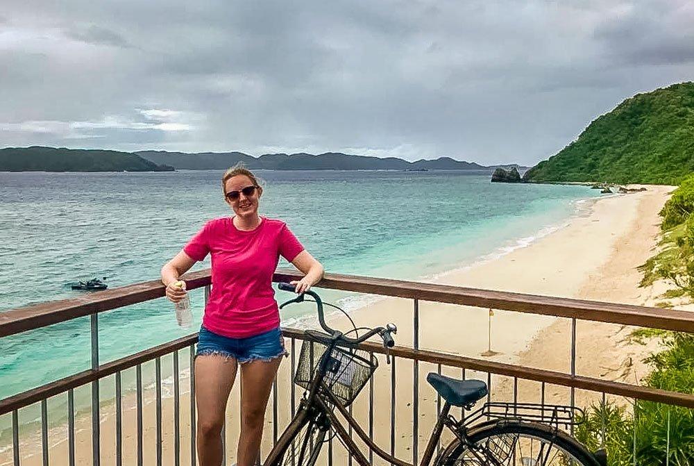 Aka-bike Akajima Island - Relax In Paradise