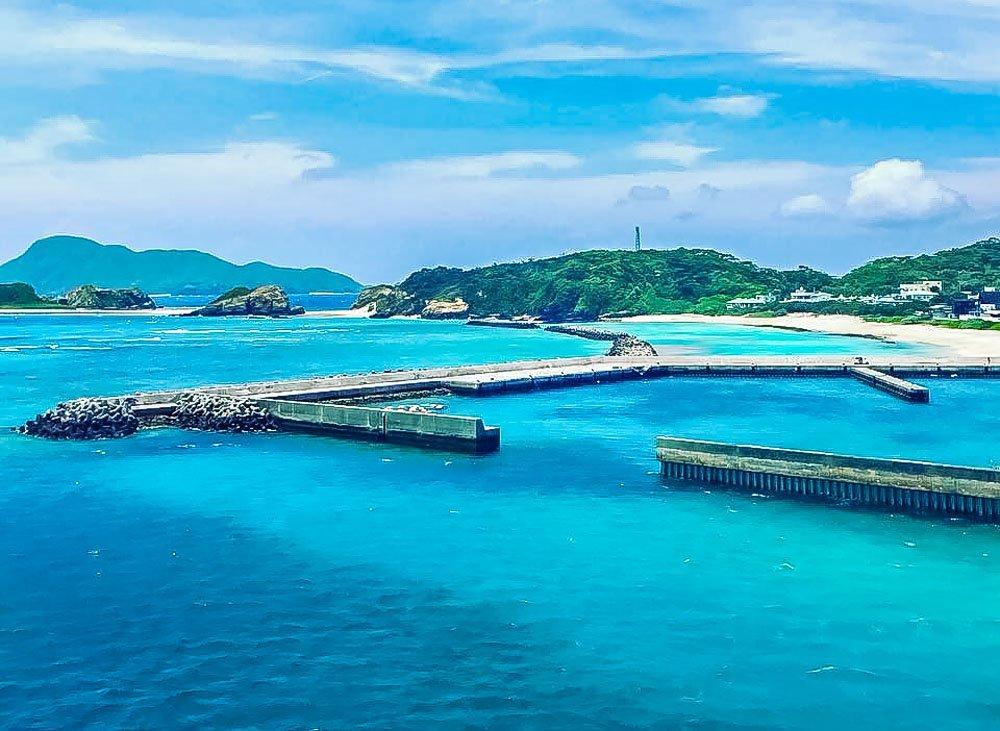 Aka-sea Akajima Island - Relax In Paradise