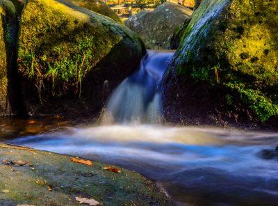 Walks Beside Burbage Brook and Padley Gorge - Peak District