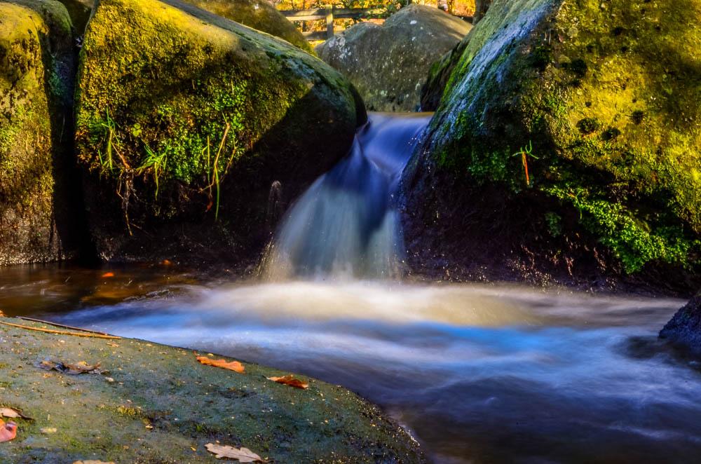 Walks Beside Burbage Brook and Padley Gorge - Peak District 1