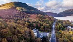 A Stay at The Inn On Loch Lomond