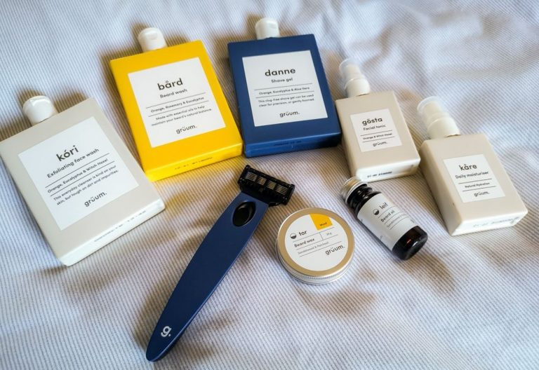 grüum – Perfect For This Bald and Bearded Hiker