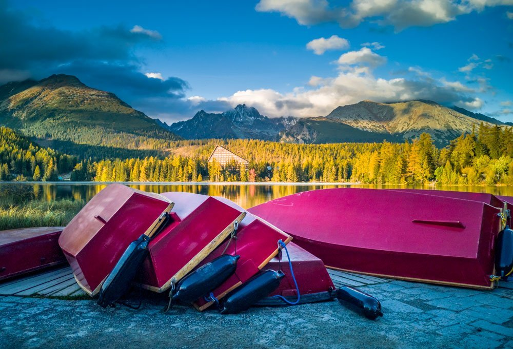 IMG_20181006_173336 Strbske Pleso - Glacial Lake of The High Tatras, Slovakia