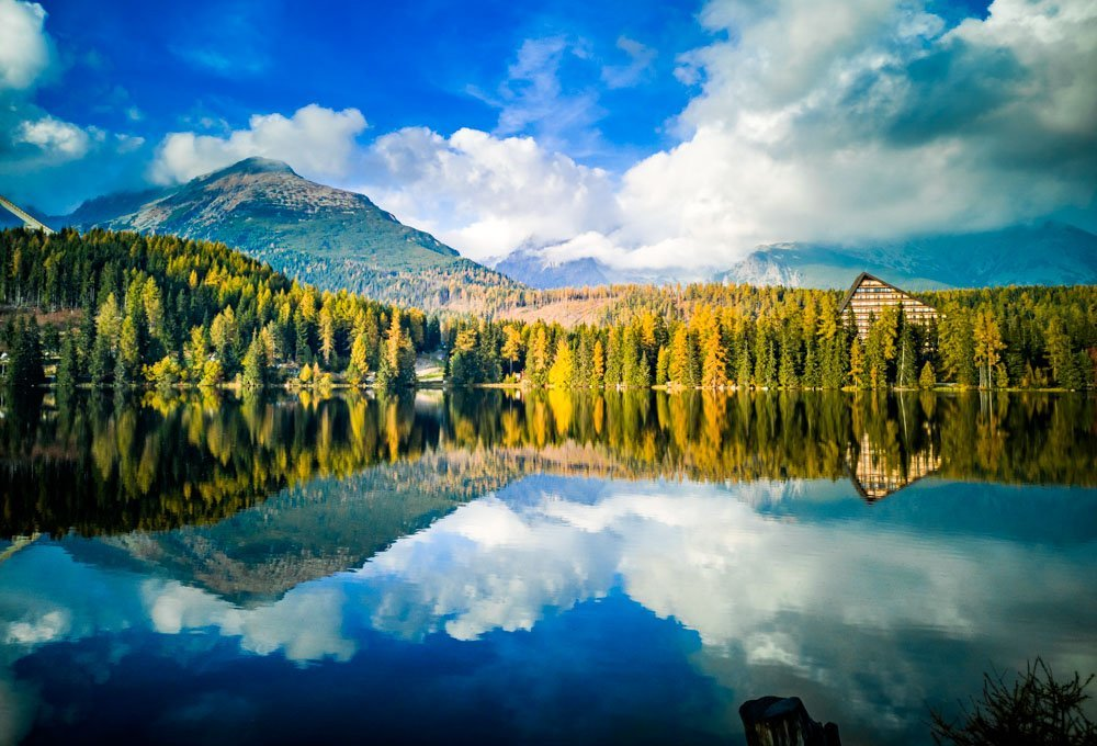 IMG_20181009_165420 Strbske Pleso - Glacial Lake of The High Tatras, Slovakia