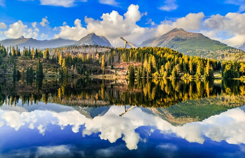 IMG_20181009_165437 Strbske Pleso - Glacial Lake of The High Tatras, Slovakia