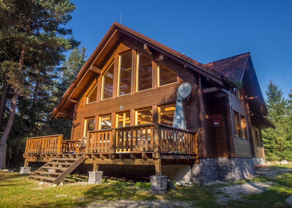 Lodge-tatras-Mountains Luxury Lodge In The Tatra Mountains, Slovakia