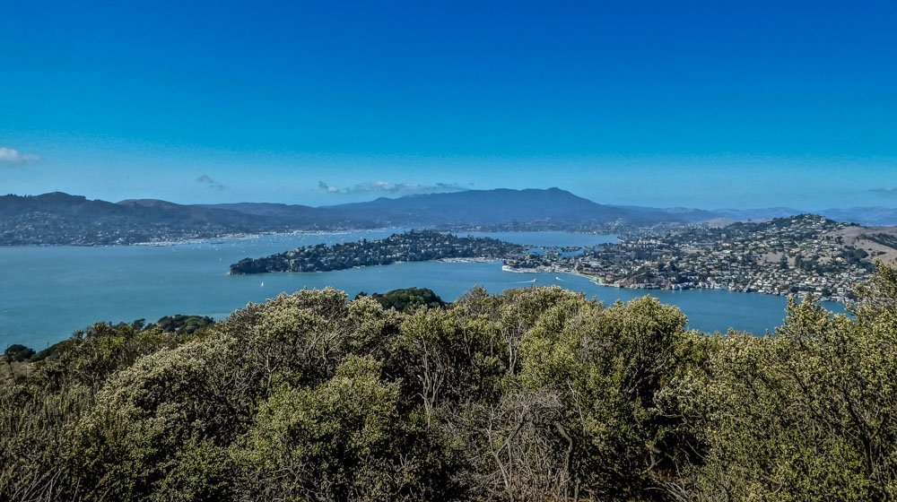 A Day On Angel Island - San Francisco Bay