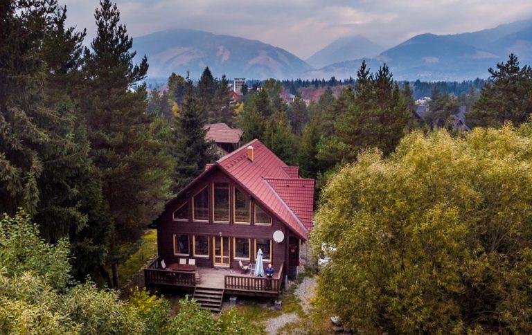 Luxury Lodge In The Tatra Mountains, Slovakia