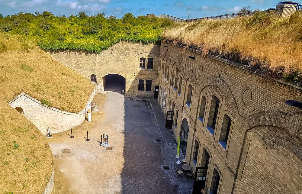 Fort Des Dunes - Northern France 1