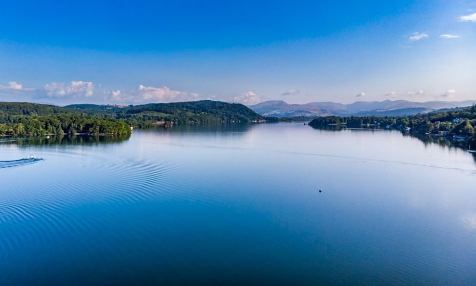 Lake, Mere, Tarn and Water - The Difference