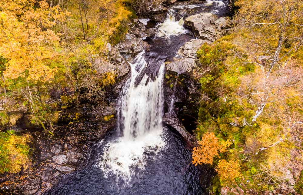 Falls of Falloch - A Loch Lomond Beauty Spot