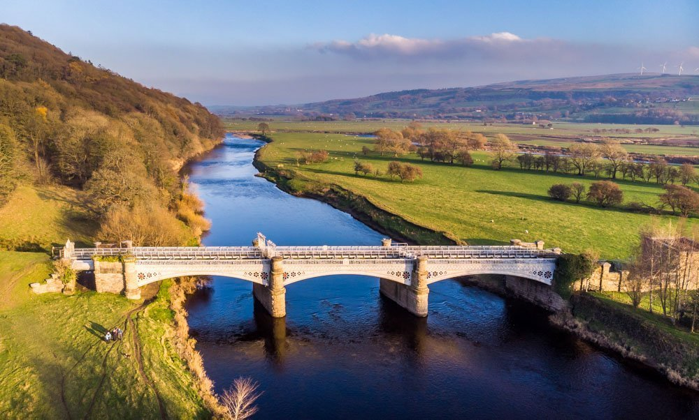 A March For Men - A Walk Of The River Lune