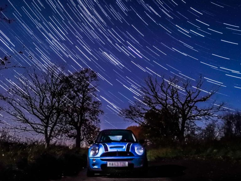 Star Trail Photography With The Huawei P20 Pro